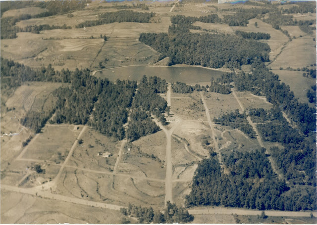 Aerial Photo Early 1930's