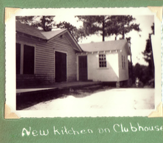 Clubhouse, new kitchen